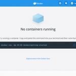 【Docker】第10回 Docker Dashboardでコンテナ管理