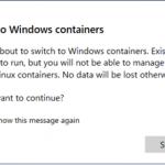 【Docker】第11回 WindowsコンテナモードでIIS+ClassicASPを動かす